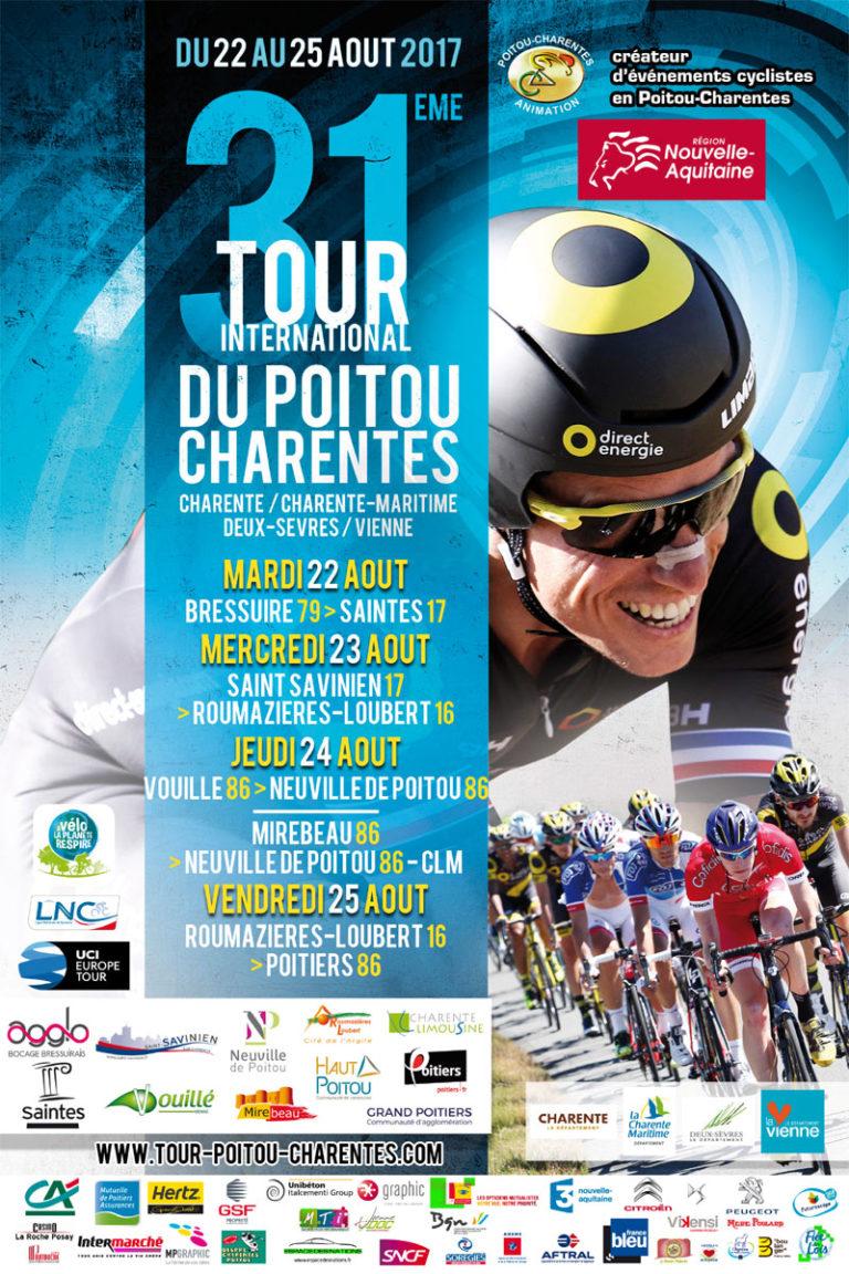 Tour du Poitou-Charentes