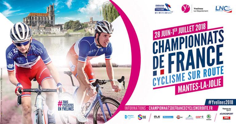 Championnats de France – Contre la Montre
