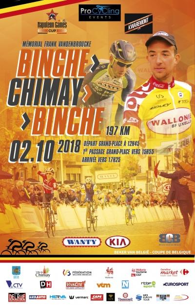Binche-Chimay-Binche