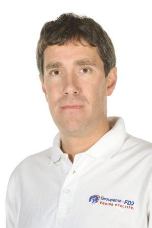 Jens Blatter - Manager - Equipe Cycliste Groupama-FDJ