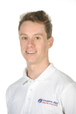 Joseph Berlin-Sémon – Entraîneur - Equipe Cycliste Continentale Groupama-FDJ