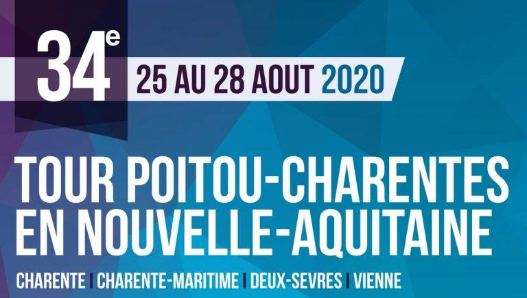 Tour du Poitou-Charentes en Nouvelle-Aquitaine